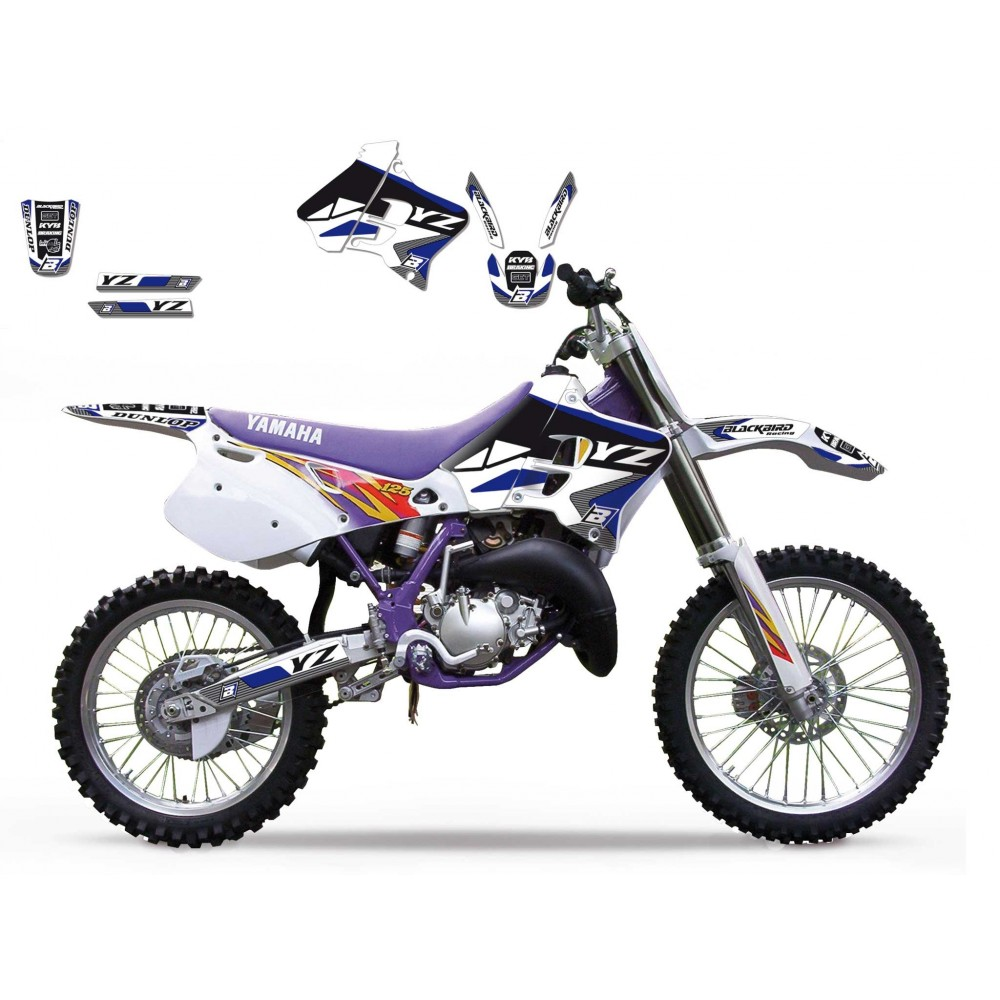 1993 yamaha yz 125 pics specs and information. Black Bedroom Furniture Sets. Home Design Ideas
