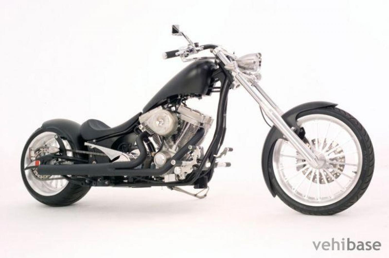 Big Bear Choppers Athena ProStreet 100 Smooth Carb 2010 images #63843