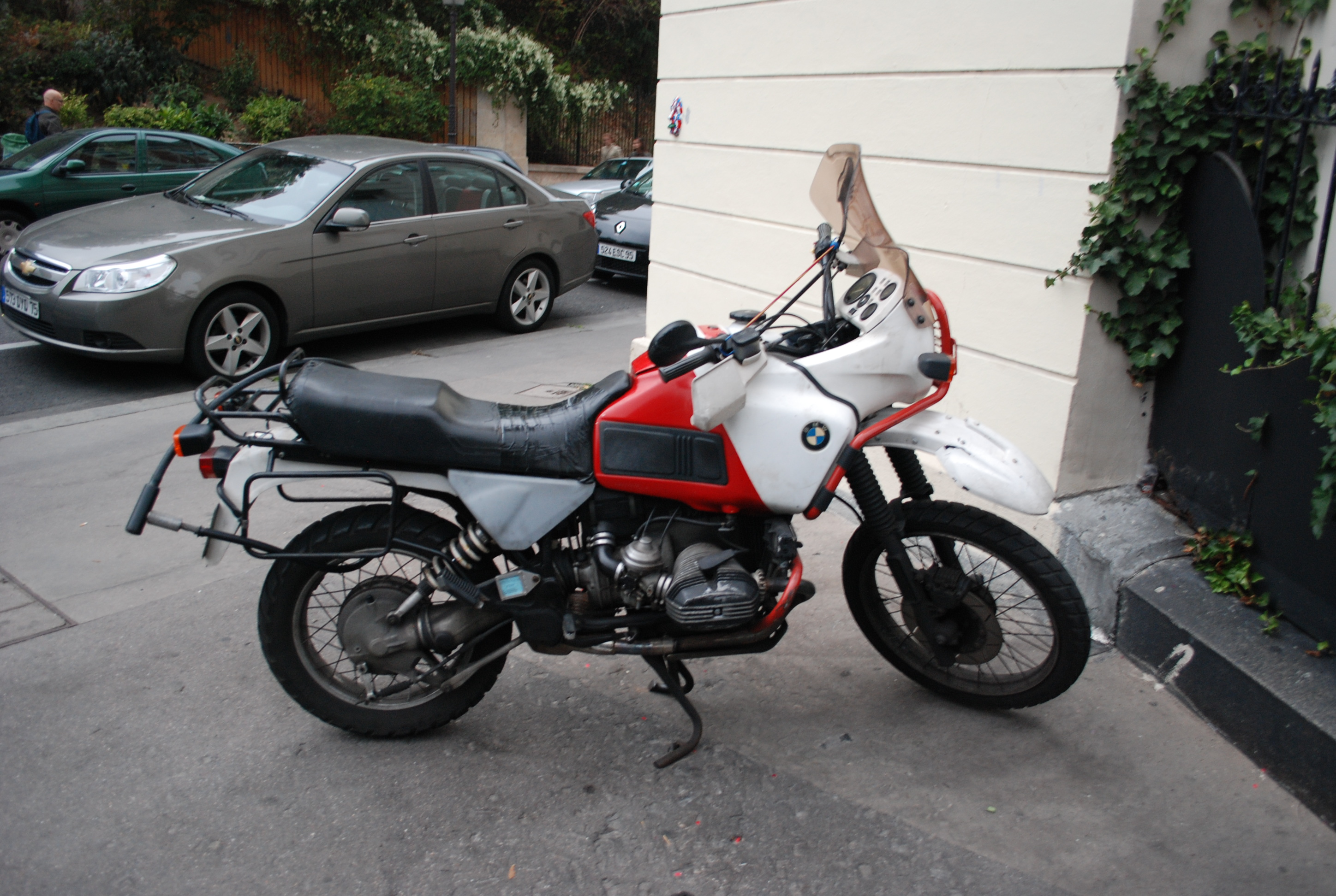 BMW R100GS Paris-Dakar images #7516