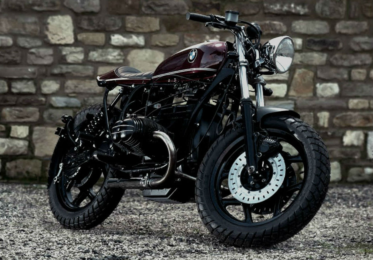 BMW R80RT Mono images #4937