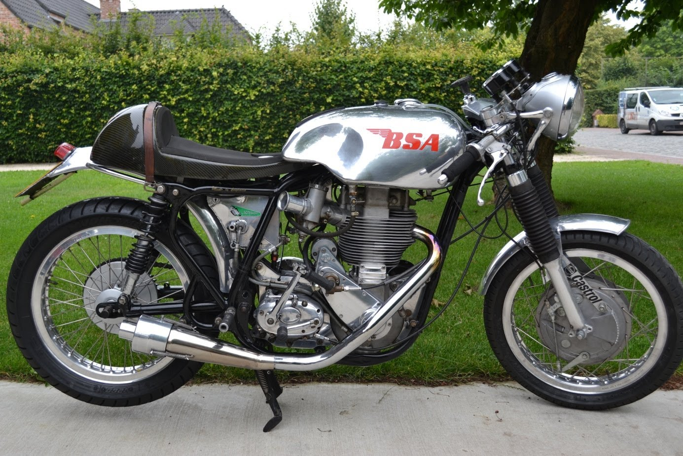BSA 500 SS Gold Star 1971 images #93864