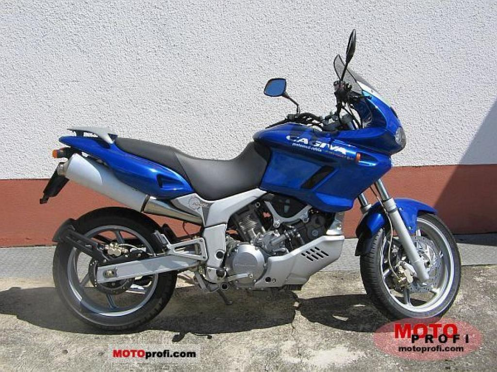 Cagiva Navigator 1000 2005 images #69689