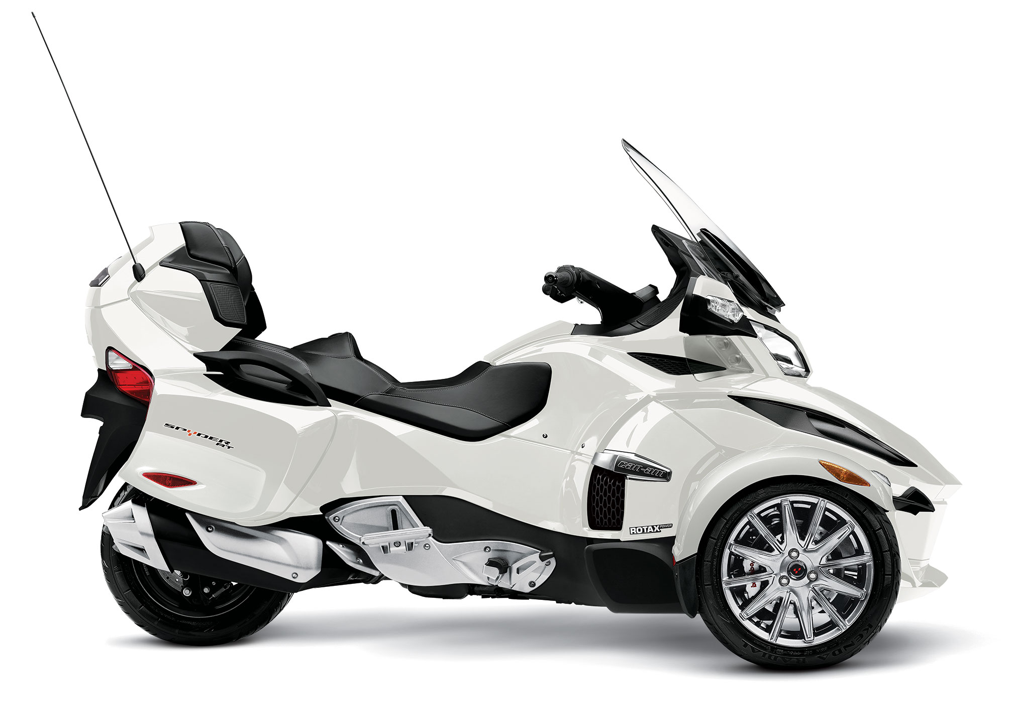 Can-Am Spyder RT-S 2011 images #68701