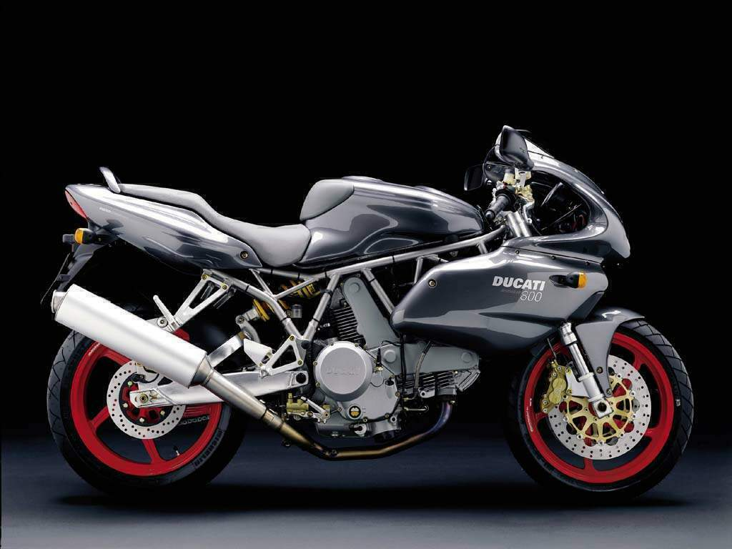 Ducati 800 Sport wallpapers #11575