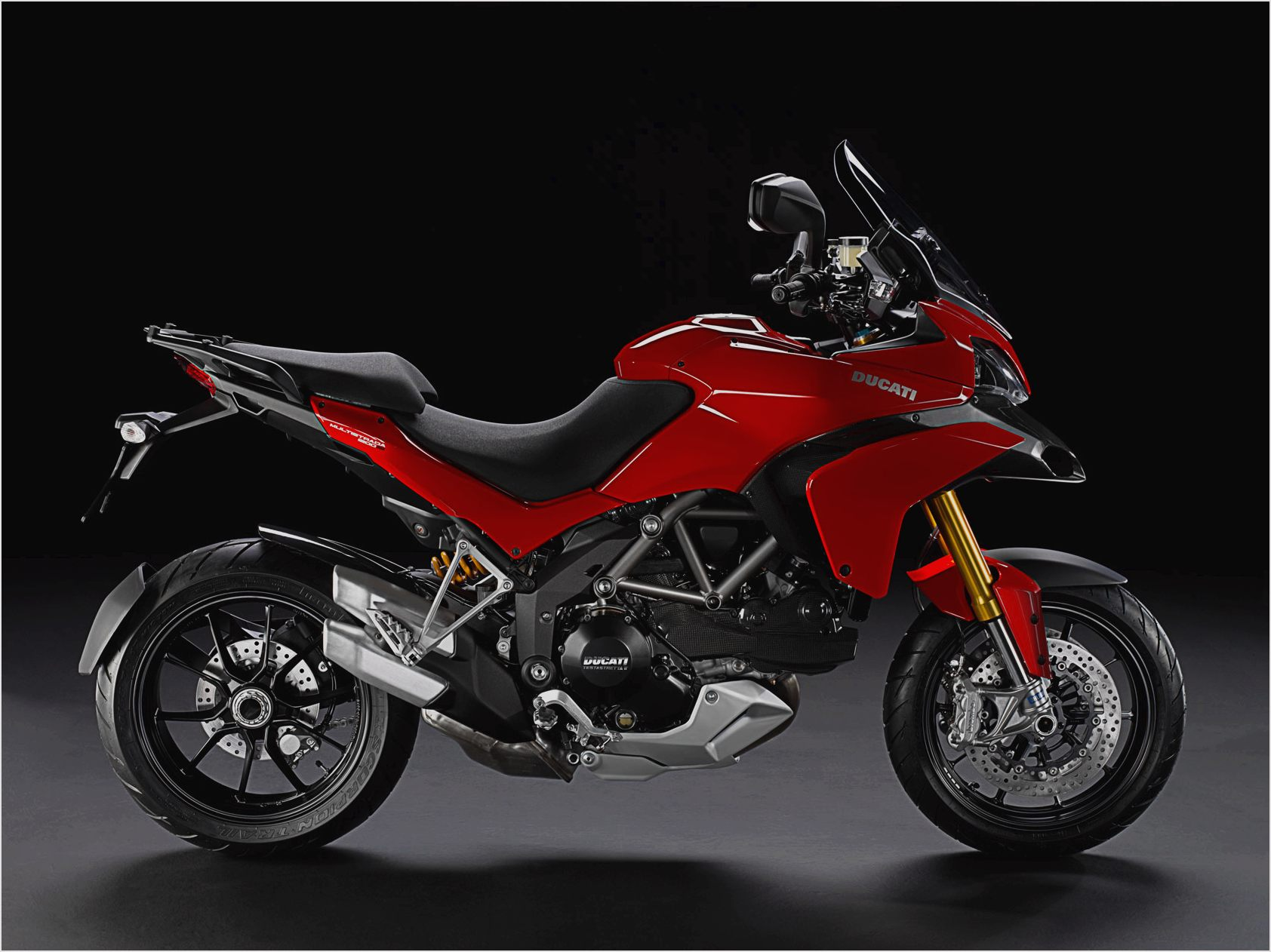 Ducati Multistrada 1200 S Touring wallpapers #163435