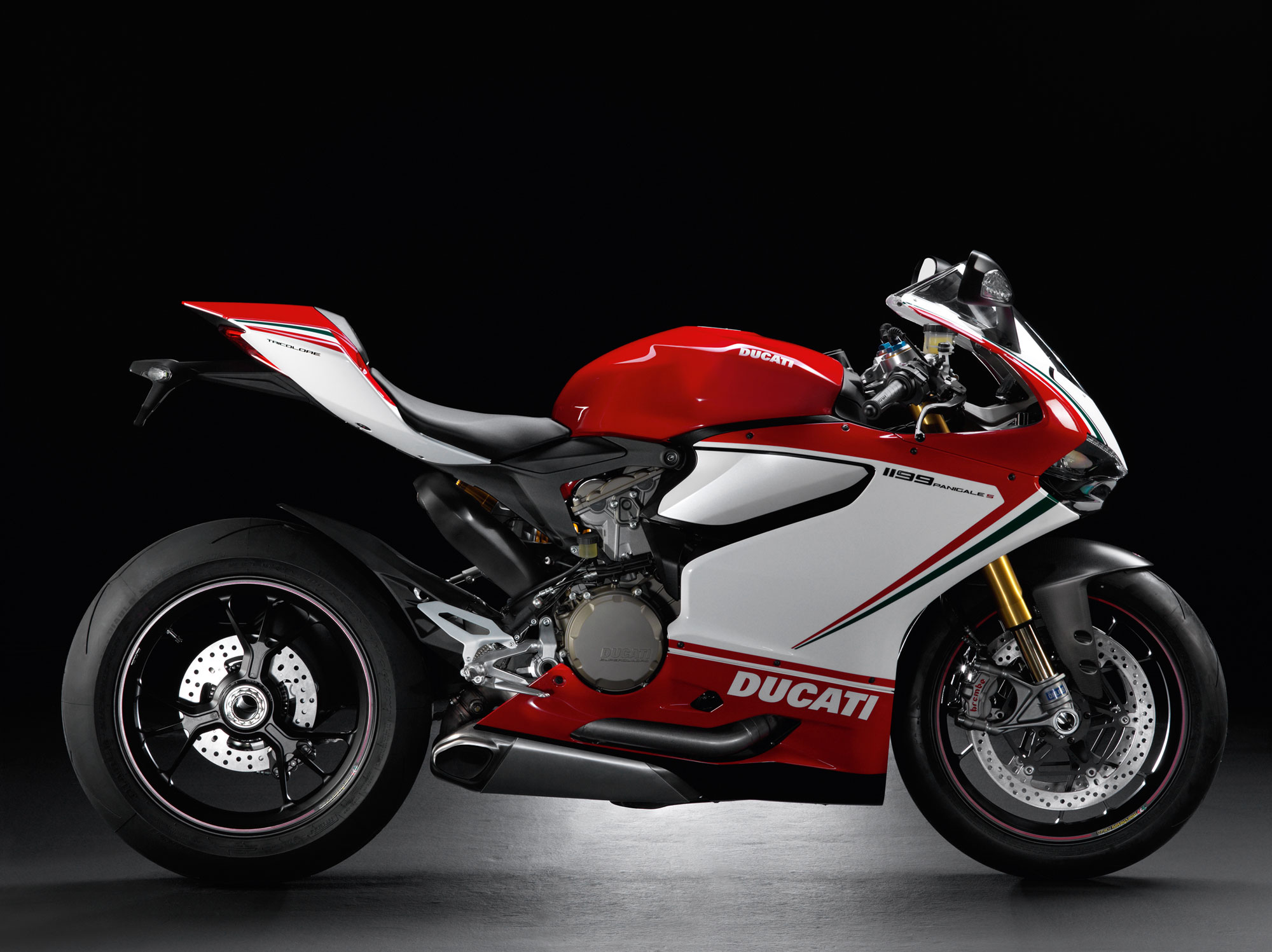 Ducati Superbike 1199 Panigale S wallpapers #13366