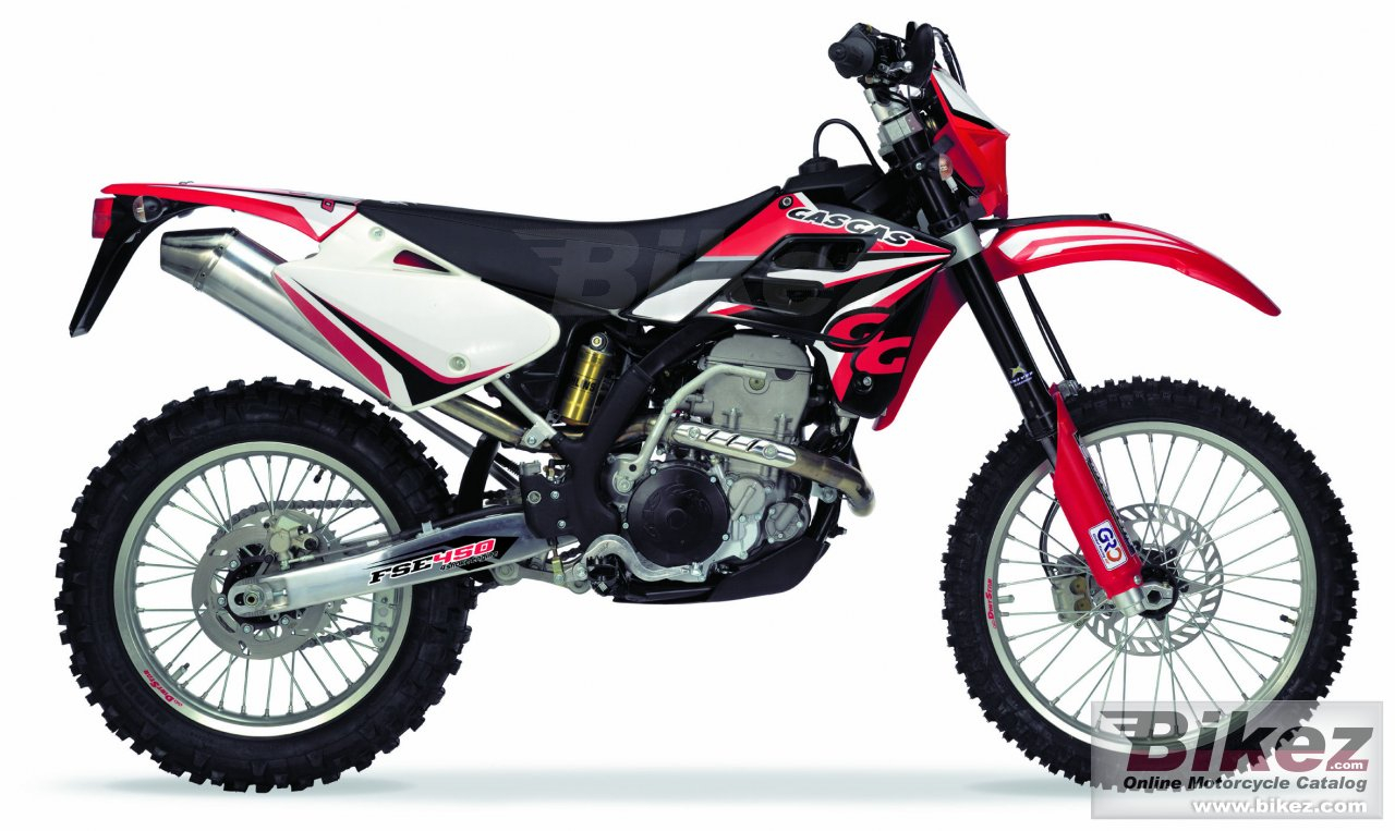 GAS GAS SM 450 2006 images #73544