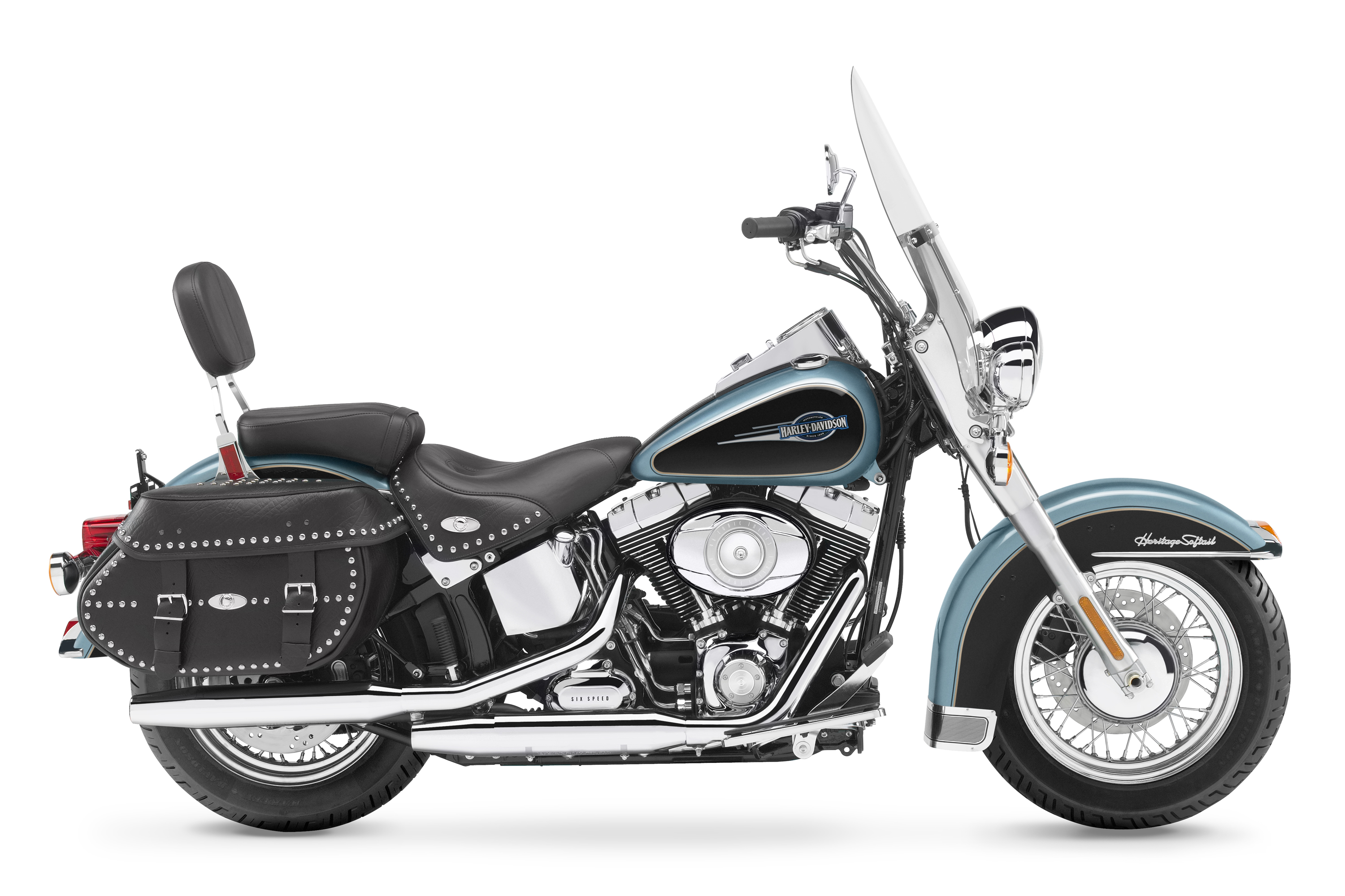 Harley-Davidson FLSTC Heritage Softail Classic 2007 wallpapers #134382