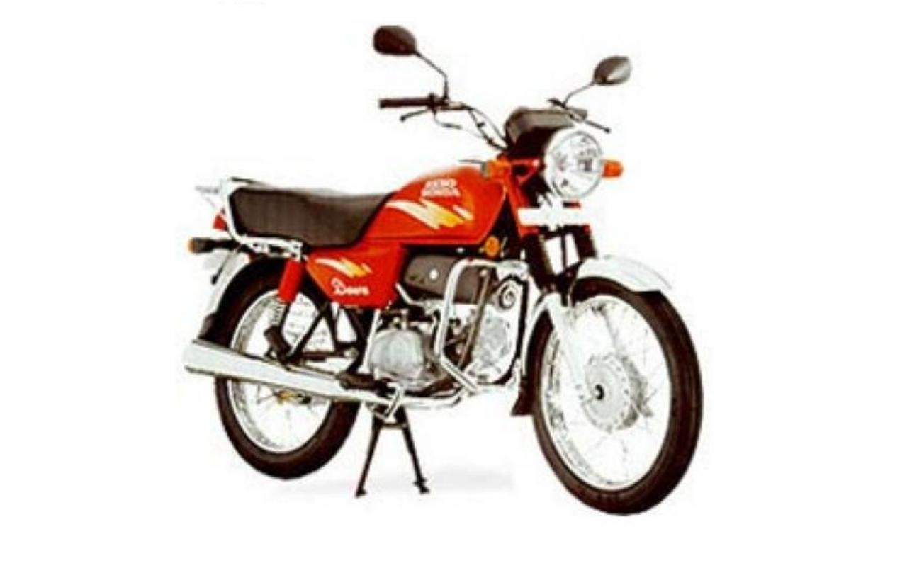Hero Honda CD-Dawn images #74938