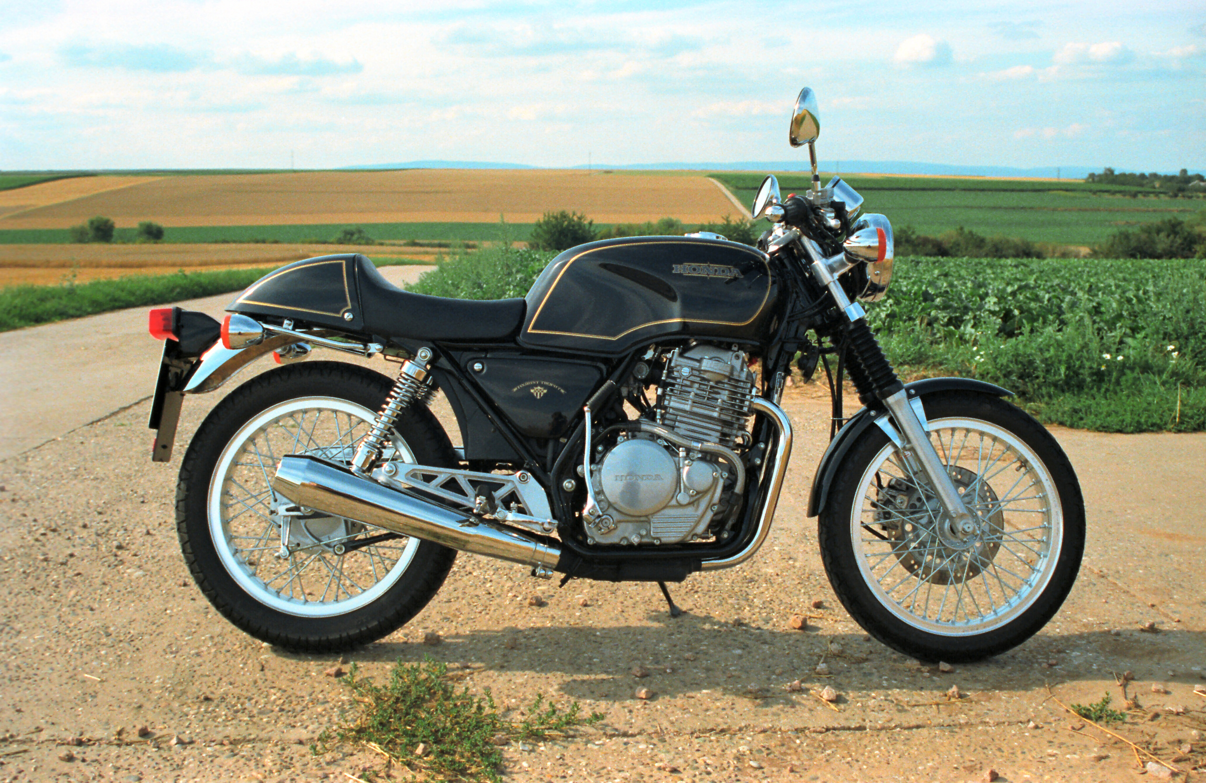 1985 Honda Xbr 500 Pics Specs And Information Xbr500 Wiring Diagram 148758