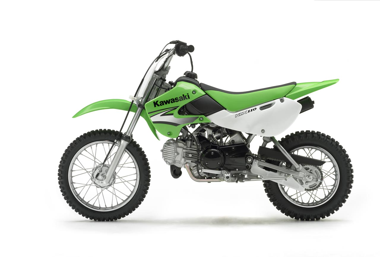 Kawasaki KLX 110 2007 wallpapers #134579