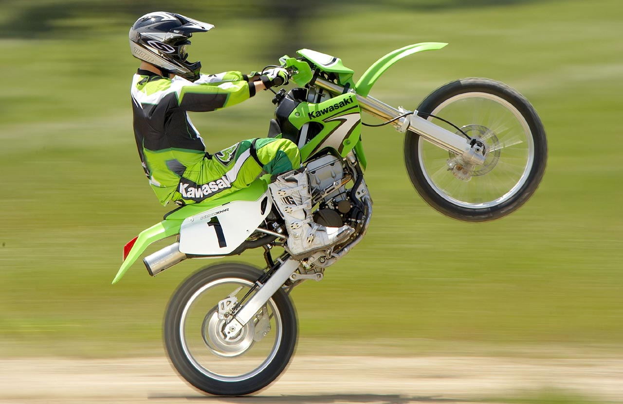 Kawasaki KLX 300 R 2007 wallpapers #142311