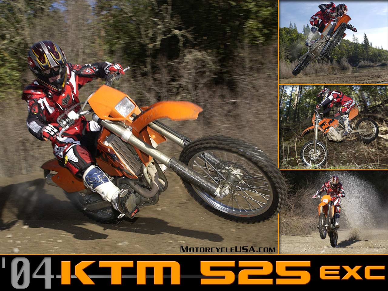 KTM 450 MXC USA wallpapers #161554