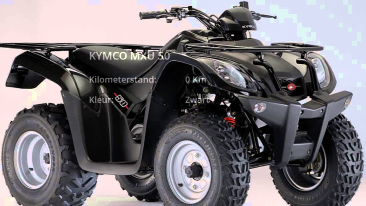 Kymco MXU 50 wallpapers #164720