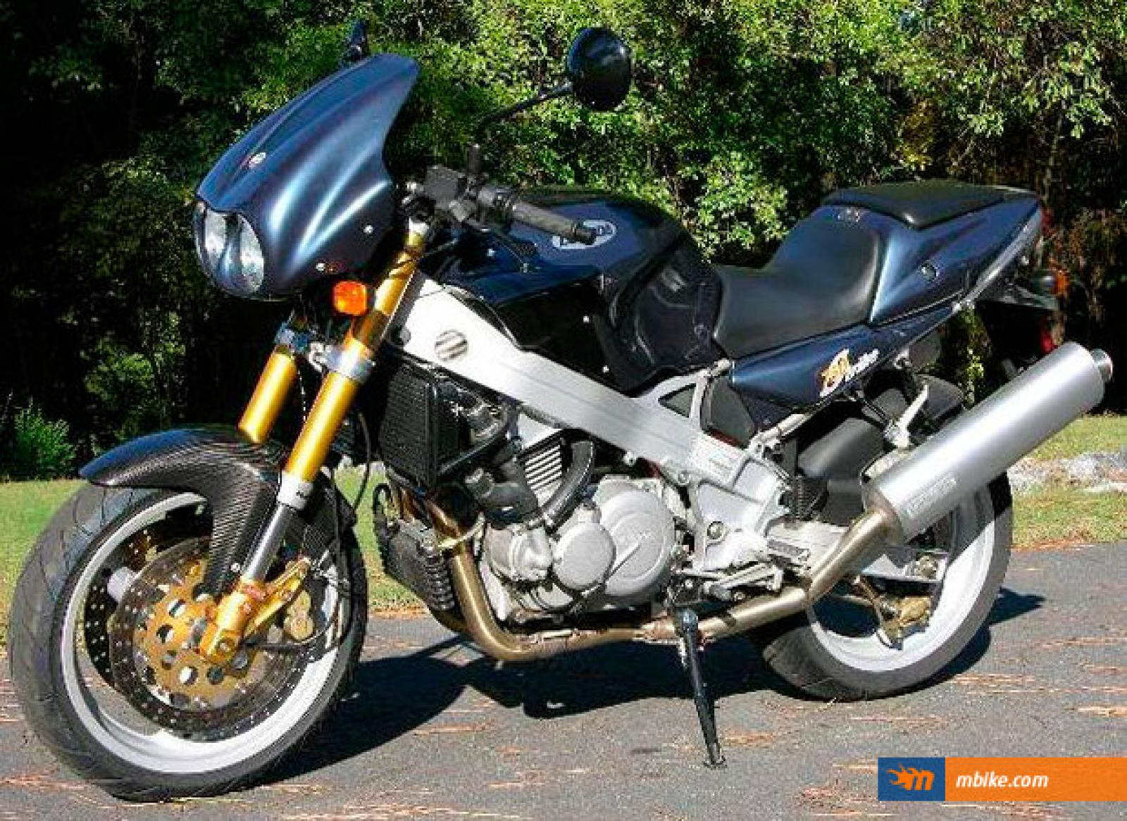 Laverda 650 Ghost Strike images #101801