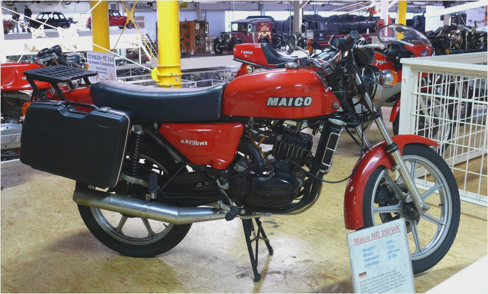 Maico MD 250 WK 1978 images #103085