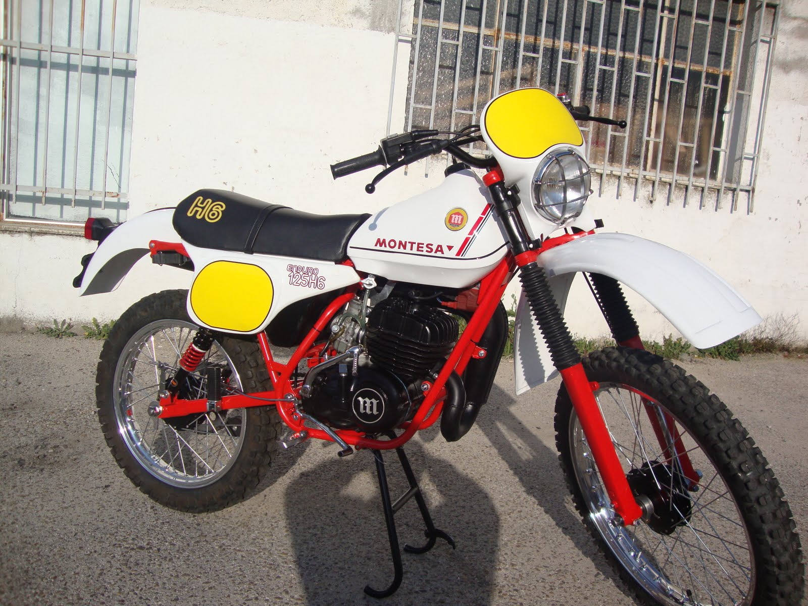 Montesa 125 H6 1978 wallpapers #139141