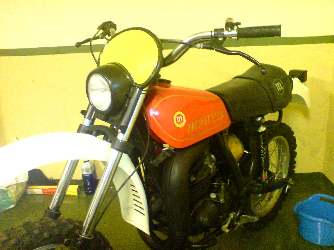 Montesa 125 H6 1979 wallpapers #139339