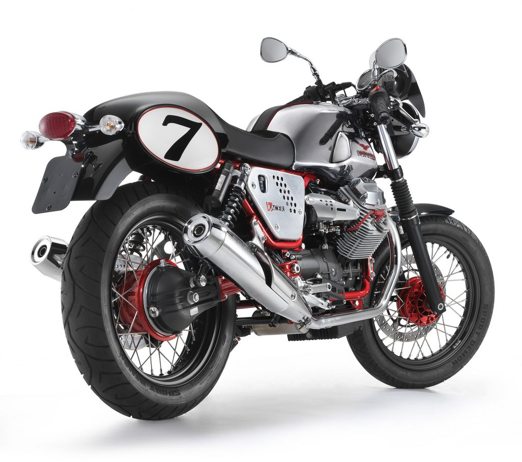 Moto Guzzi V7 Racer Limited Edition 2011 images #109581