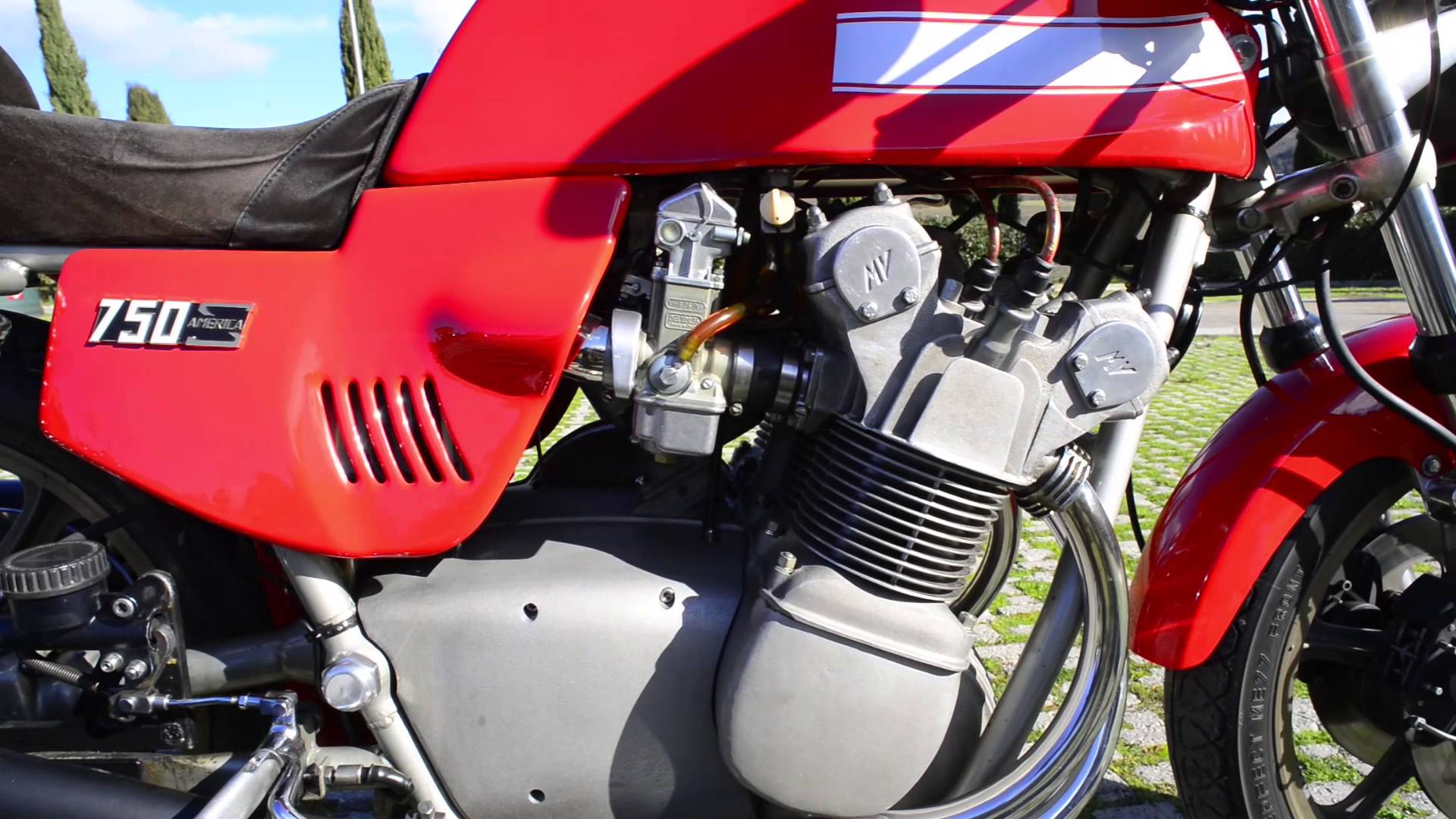 MV Agusta 750 S 1972 images #113242