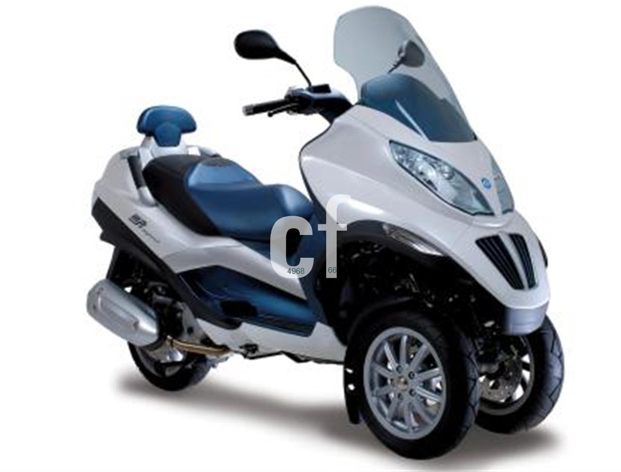 Piaggio MP3 125 Hybrid 2010 images #120240