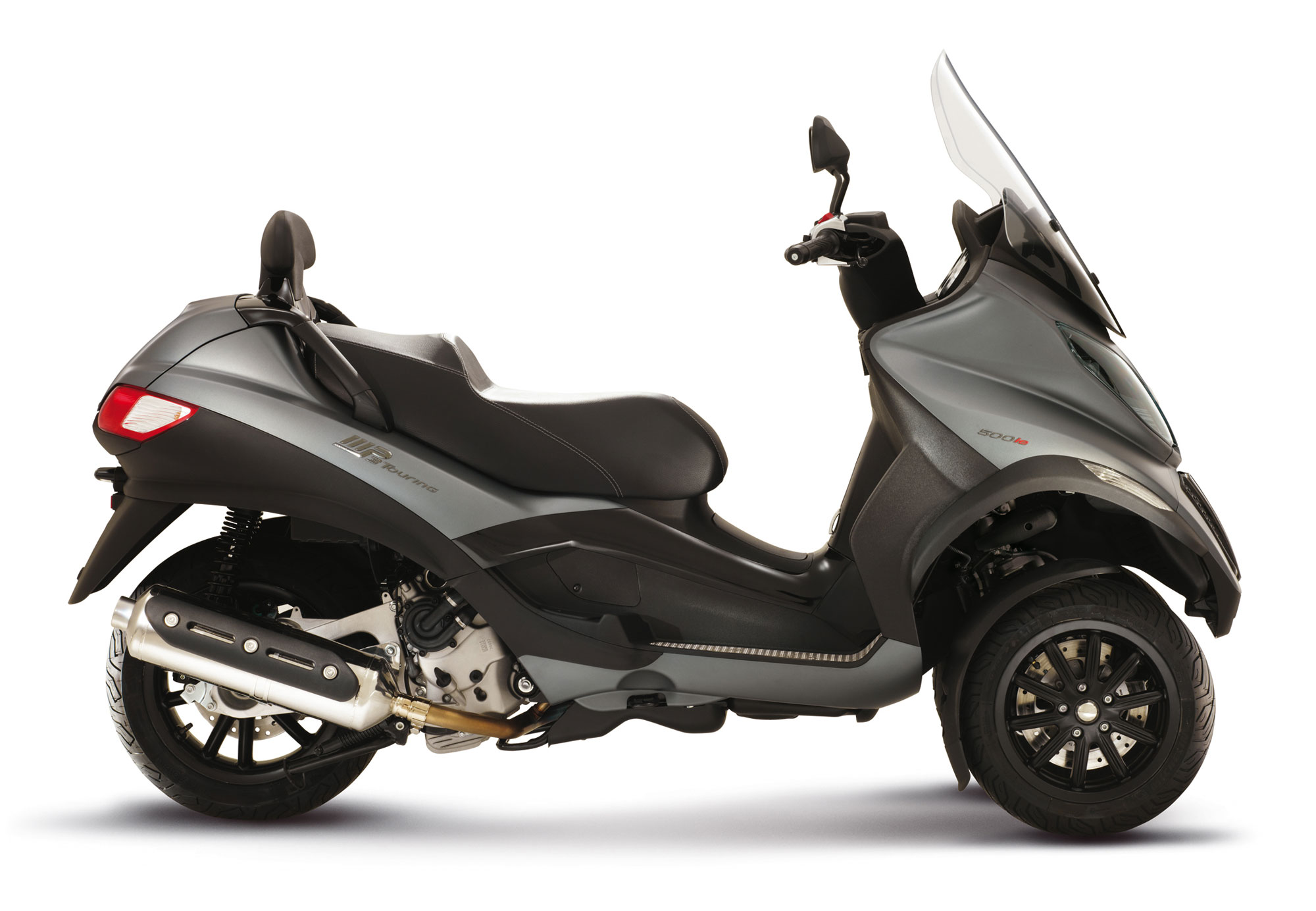 Piaggio MP3 Touring 125 2012 images #120339