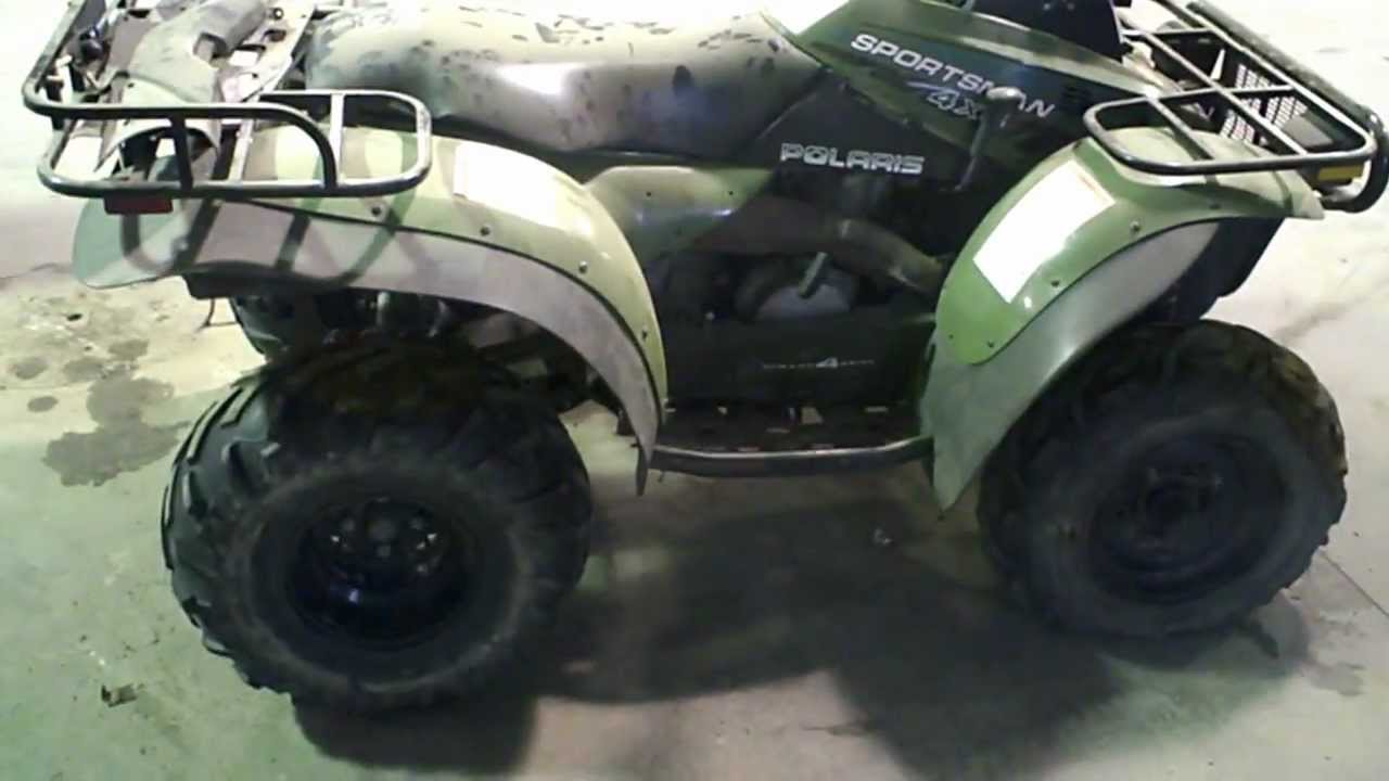 Polaris Sportsman 400 2003 wallpapers #140529