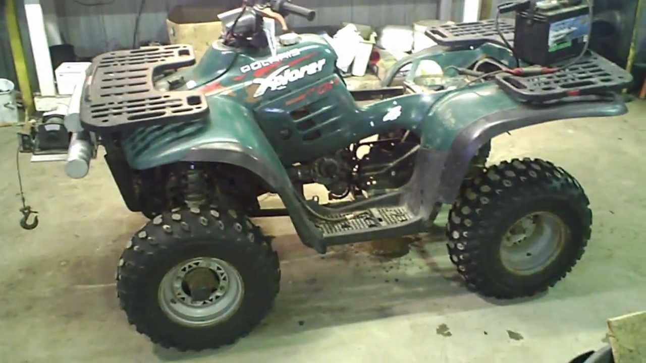 Polaris Xplorer 400 1998 images #120439