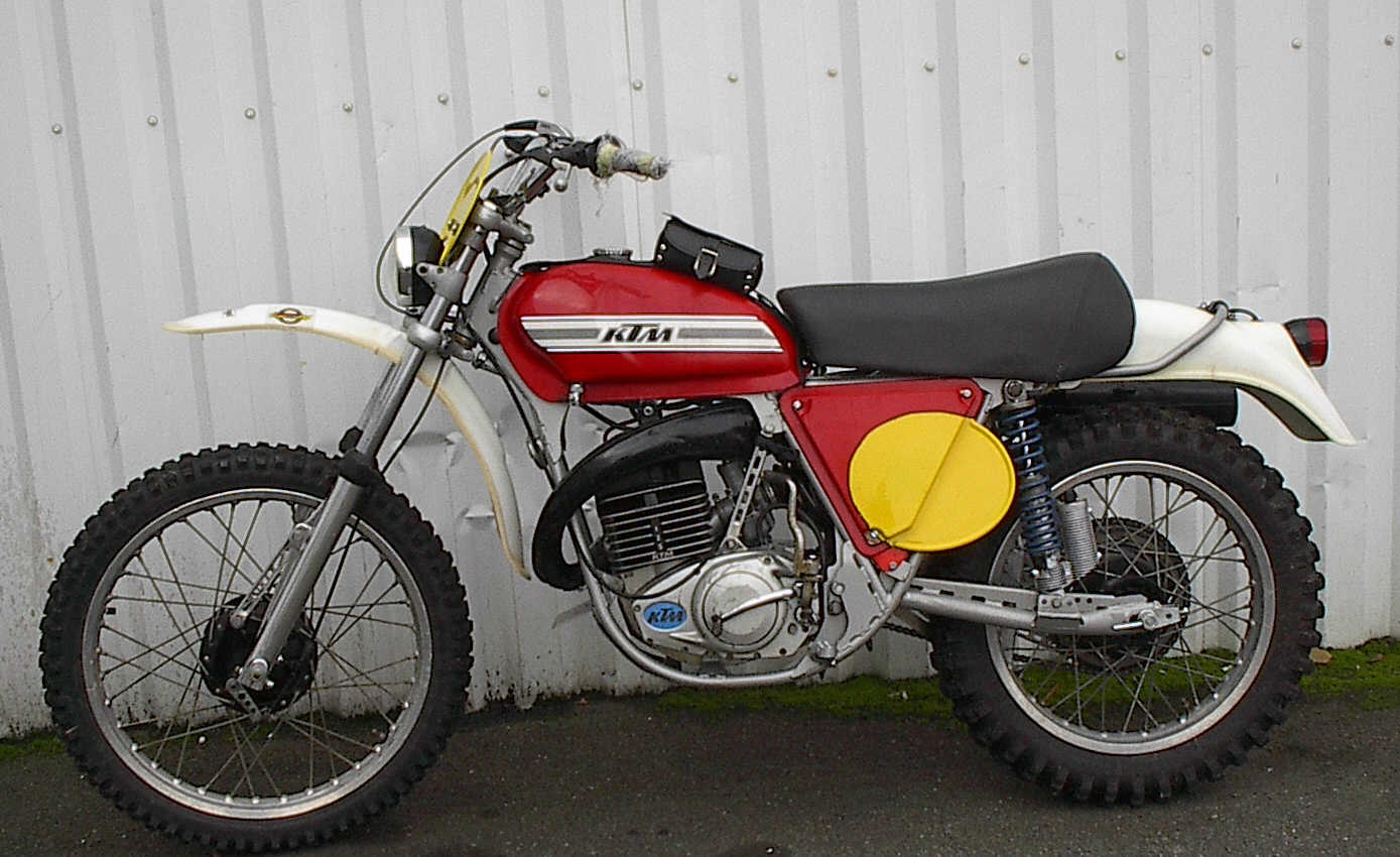Puch GS 250 F 5 1985 images #121630