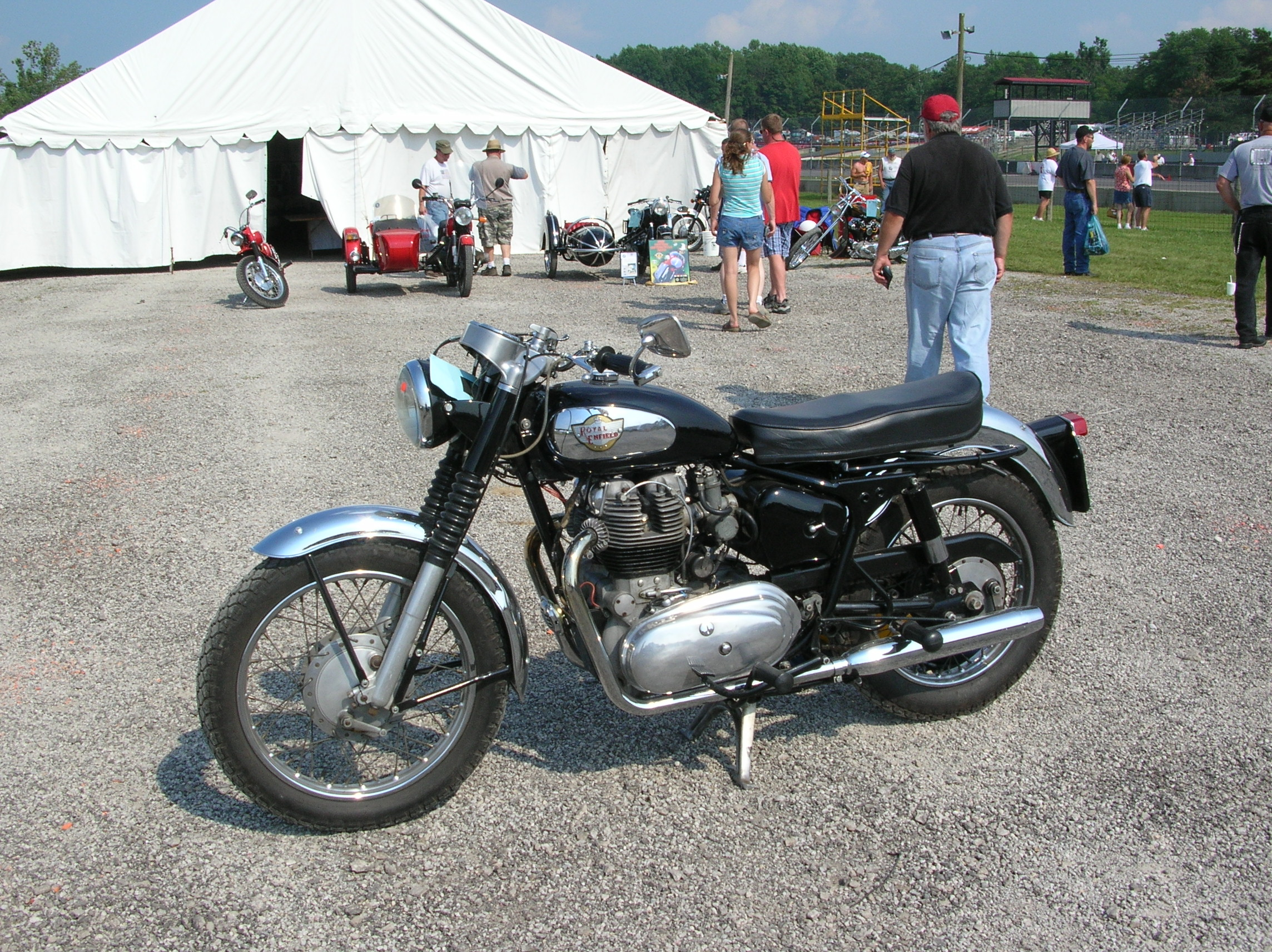 Royal Enfield Bullet 500 Army 2006 images #123600