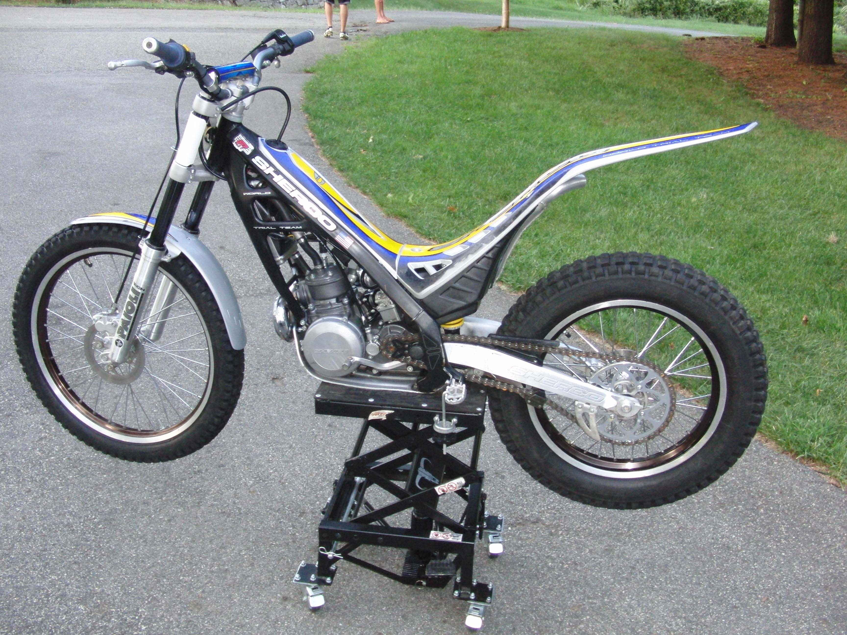 Sherco 1.25 2006 images #124394