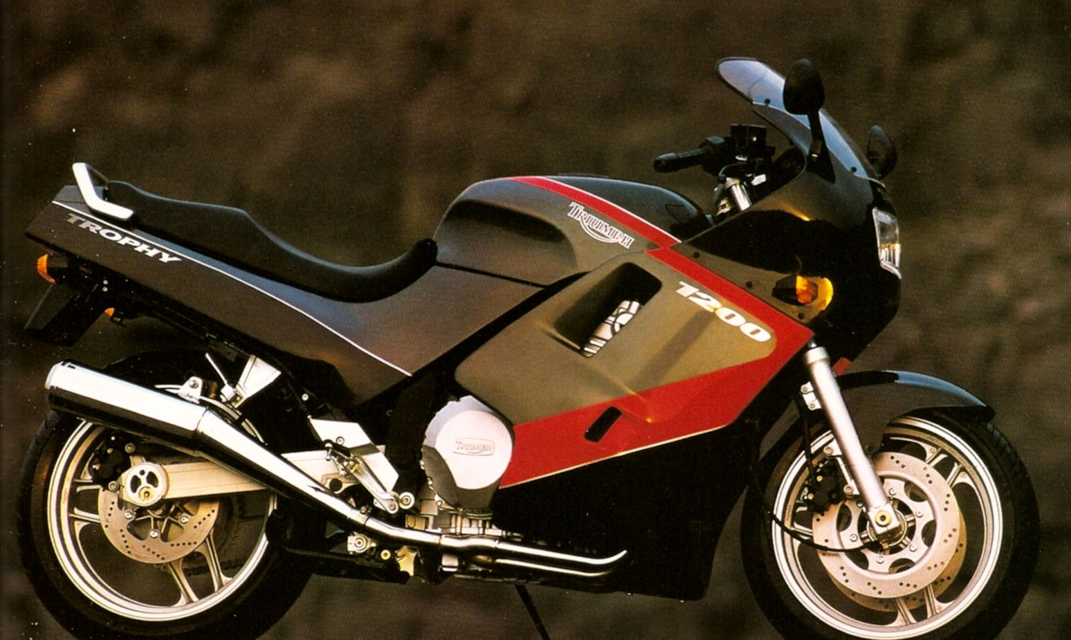 Triumph Daytona 1200 1994 wallpapers #130613