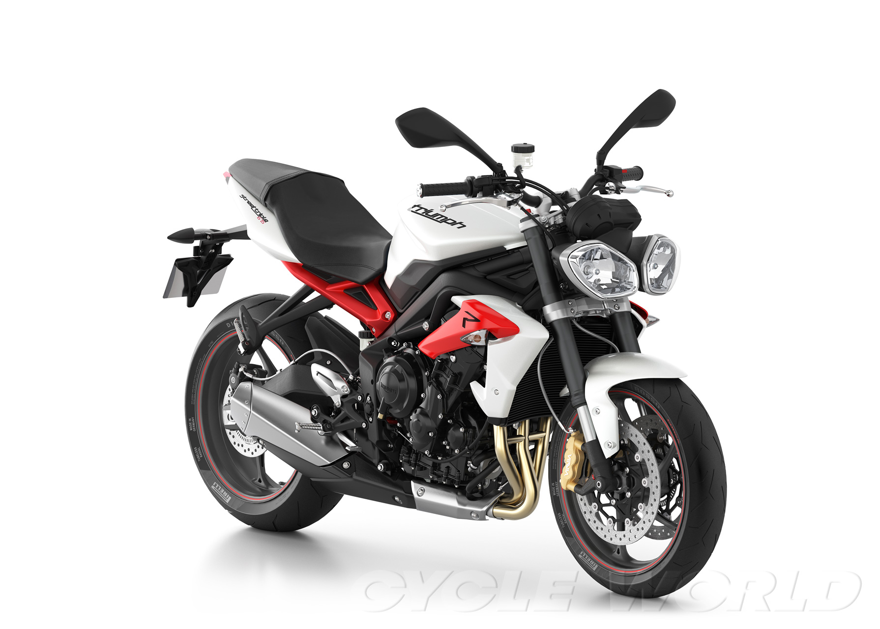 Triumph Speed Triple 2013 images #126879