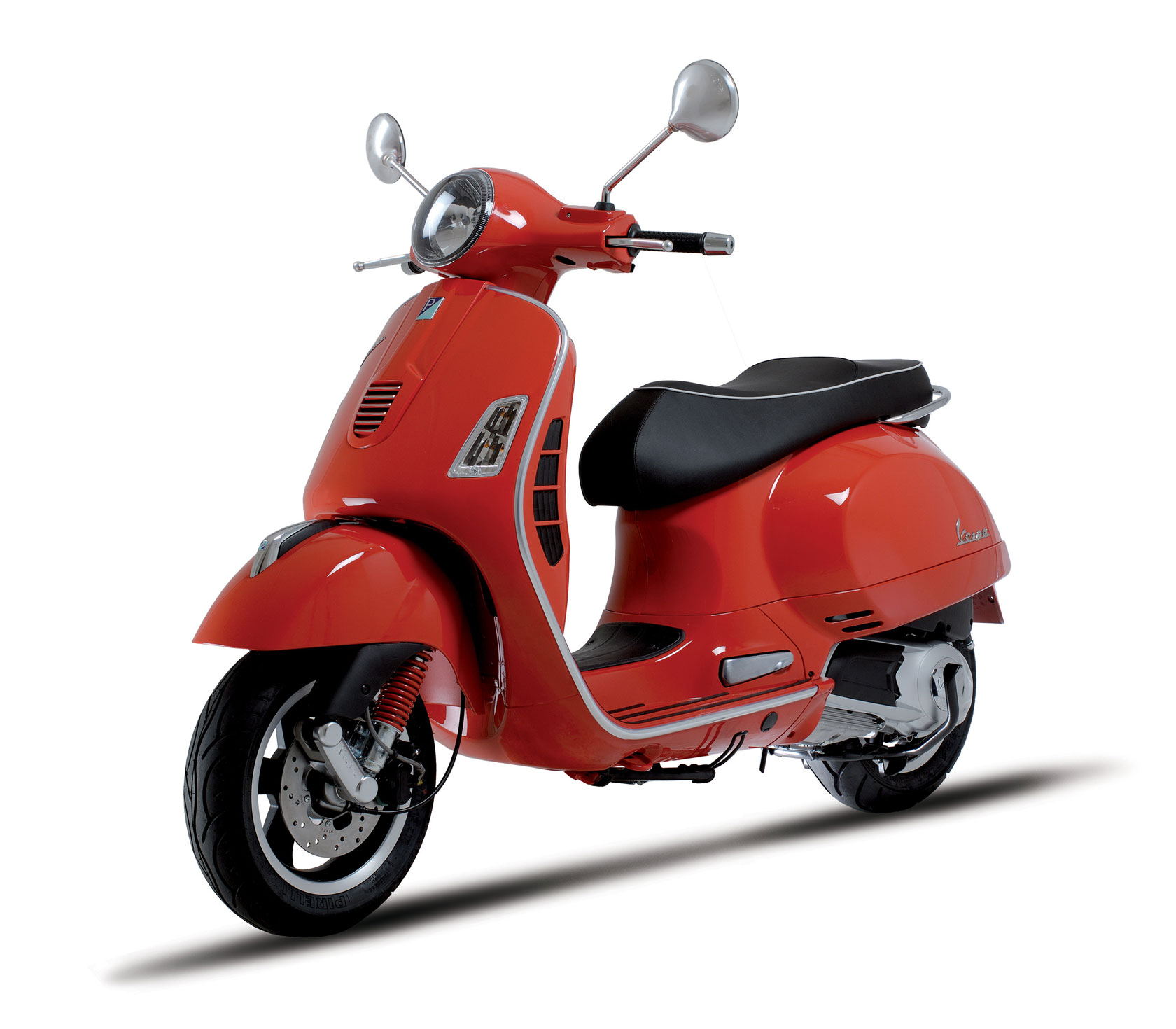 Vespa GTS 125 2008 wallpapers #131904