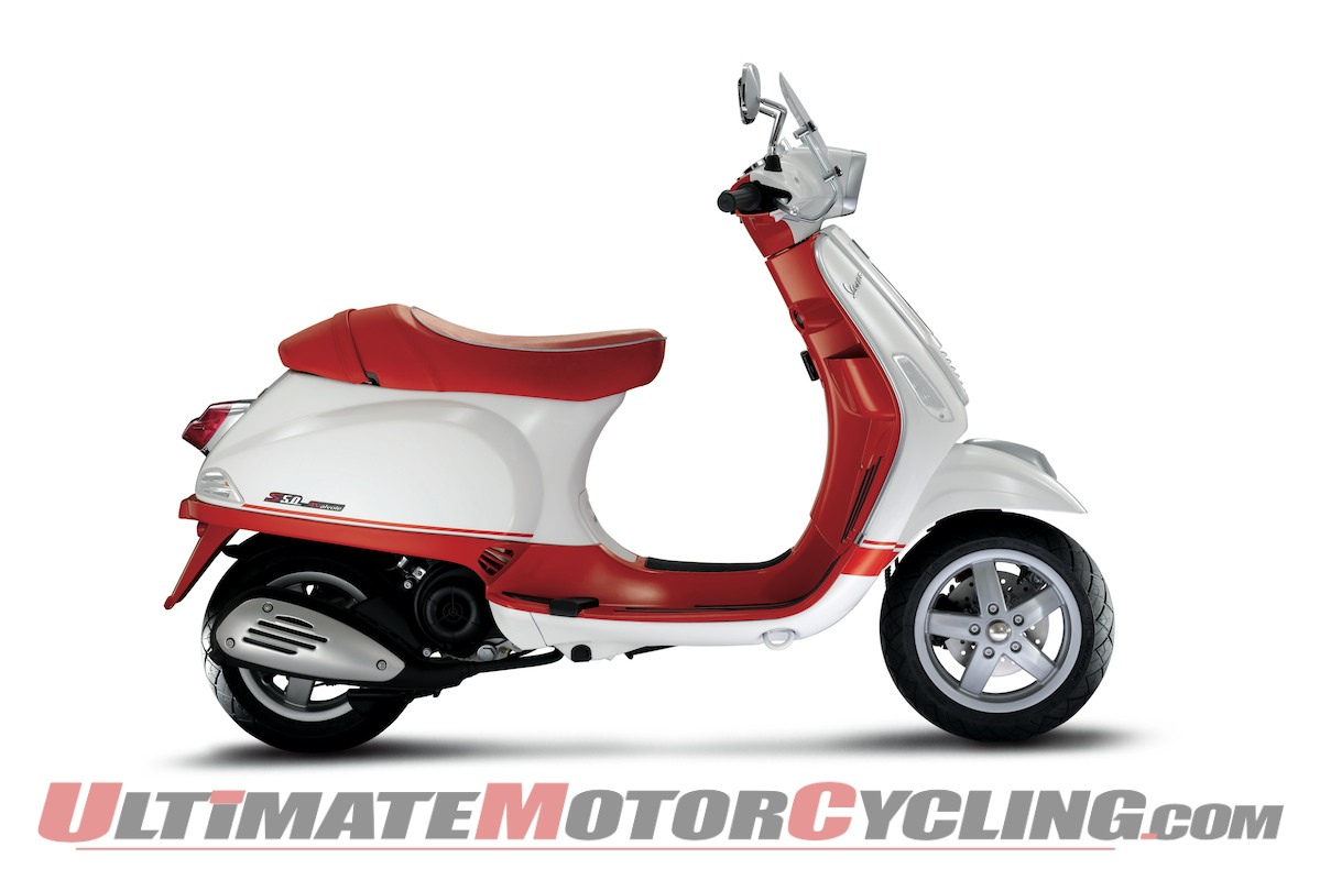 Vespa S College 4T 2011 wallpapers #130015