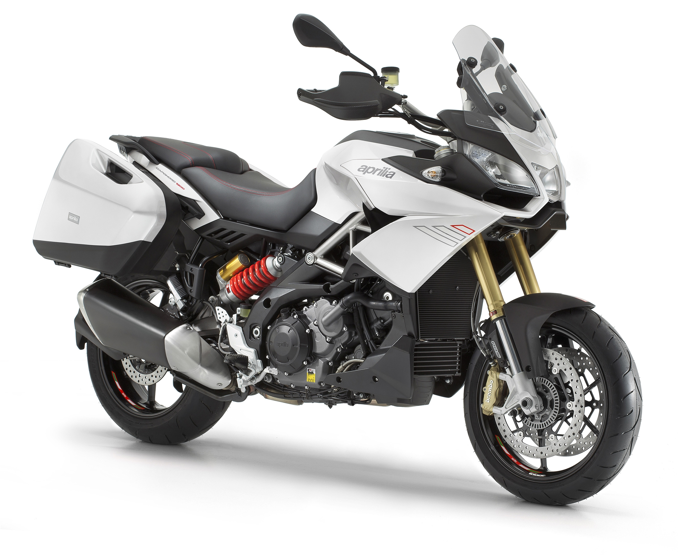 Aprilia Caponord 1200 ABS Travel Pack pics #8300