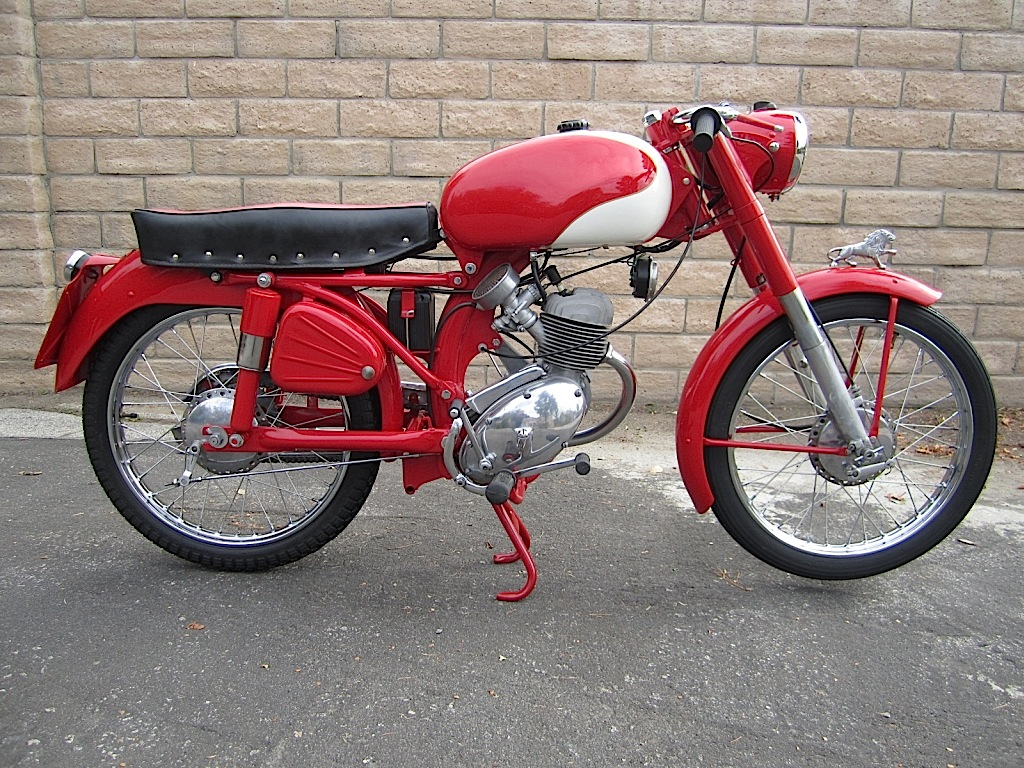 Benelli 125 SE 1979 images #75915