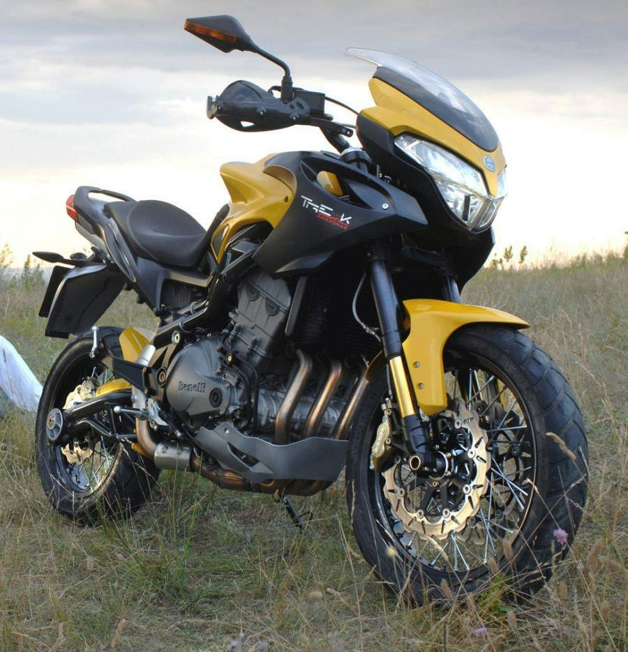 Benelli Tre 1130 K Amazonas 2008 wallpapers #132697