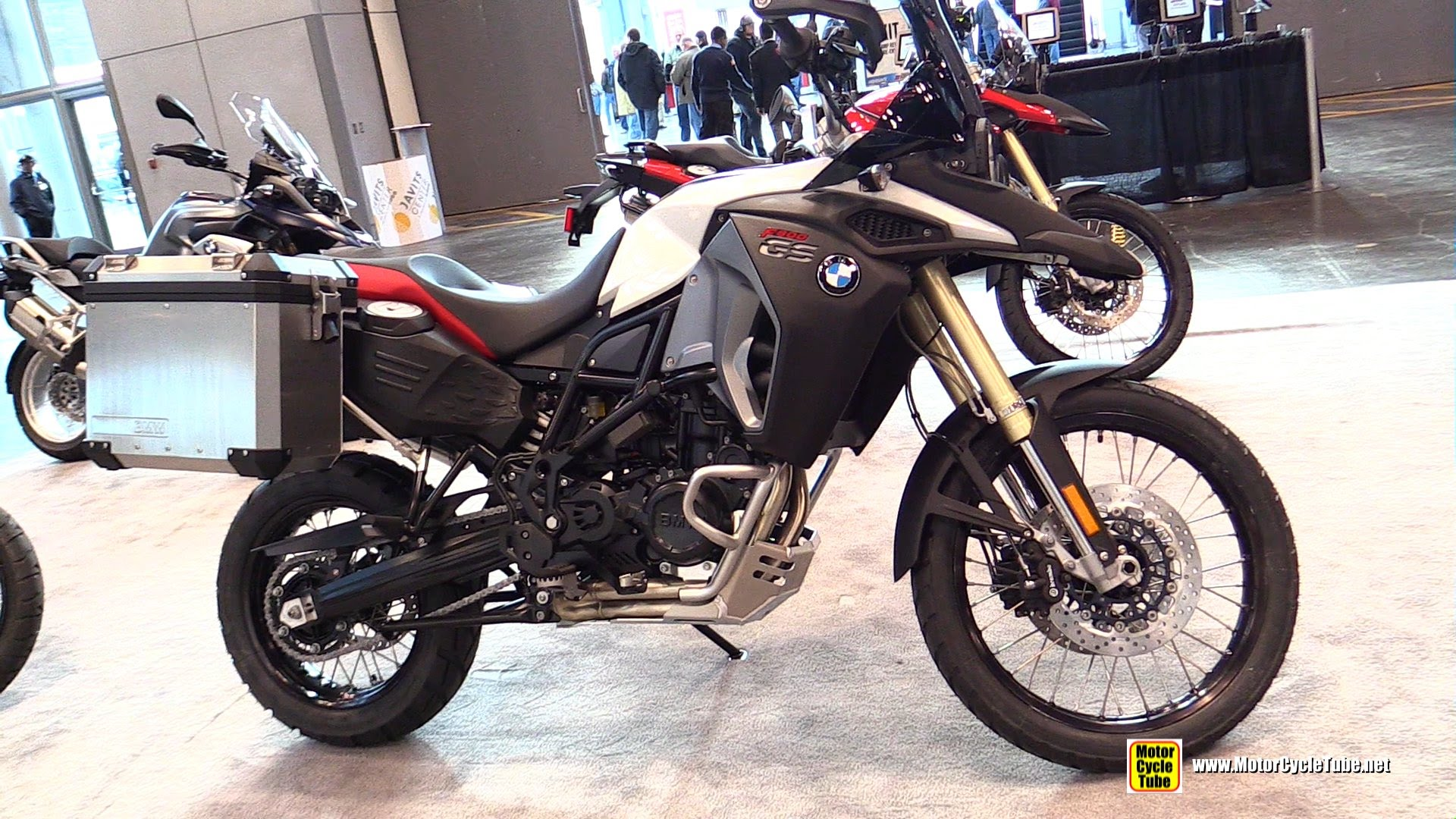 BMW F800GS Adventure 2015 wallpapers #133886