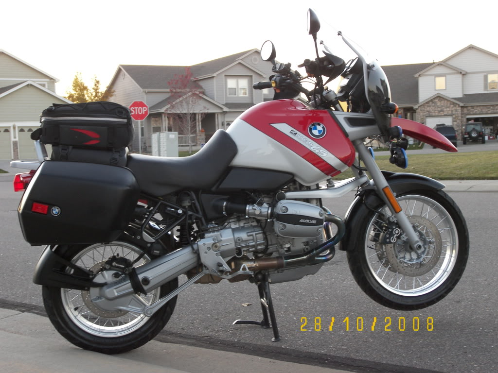 BMW R1100GS 1998 images #6328