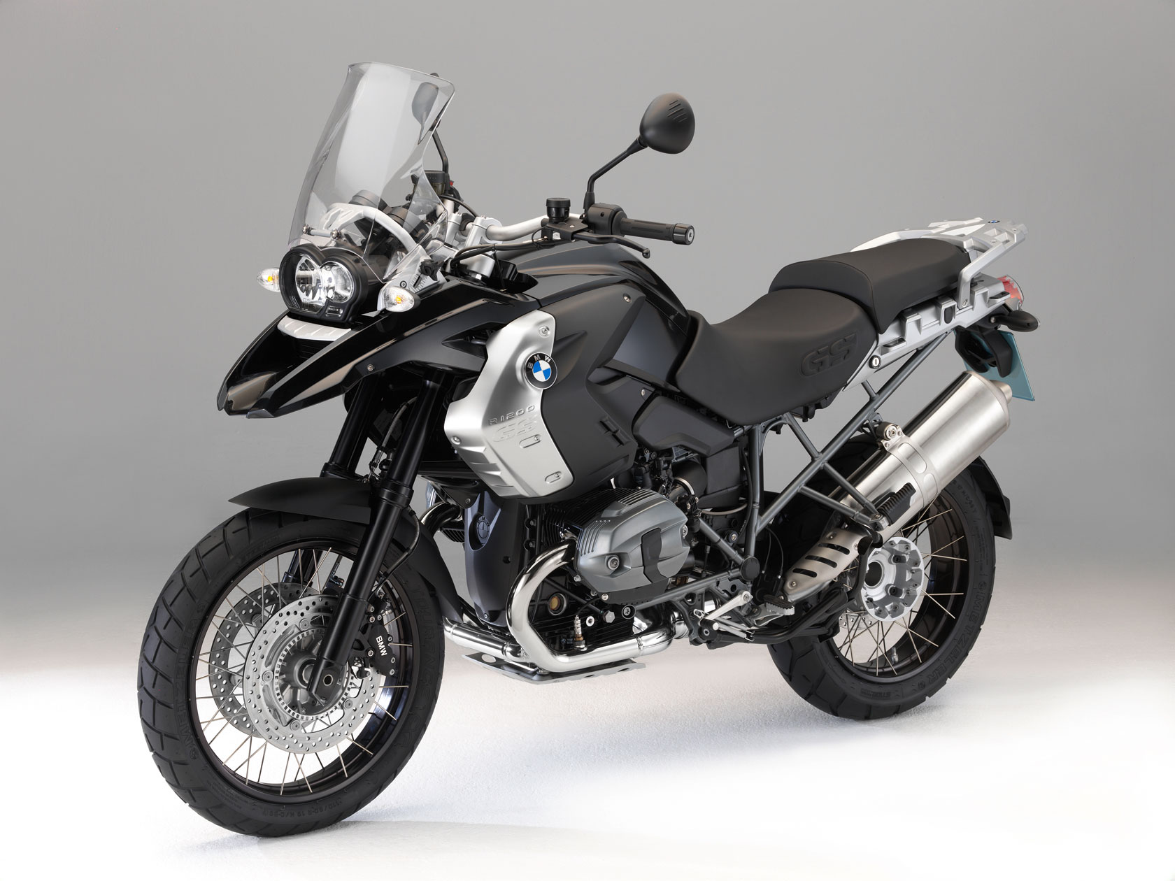BMW R1200GS Triple Black images #8697