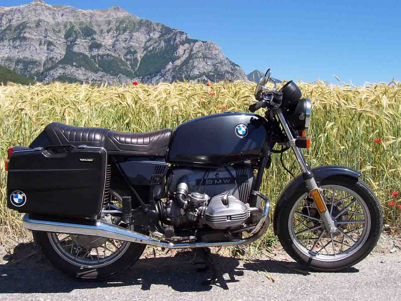 BMW R65GS 1987 images #4638
