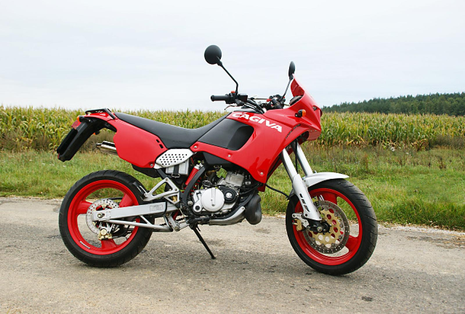 Cagiva Super City 125 1997 images #67227