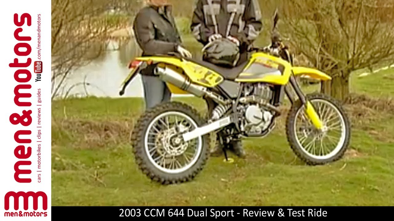 CCM 404DS Dualsport Moto 2004 images #68211