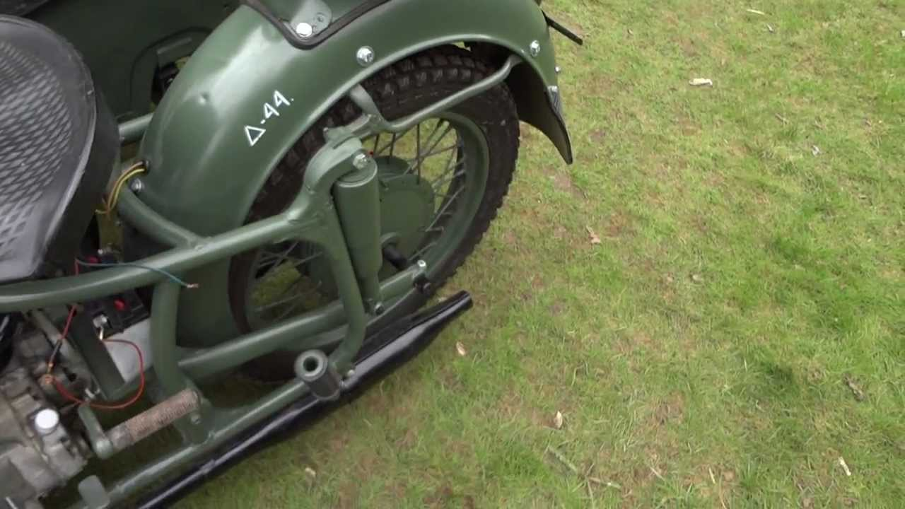 Dnepr MT 10 with sidecar 1975 images #70867