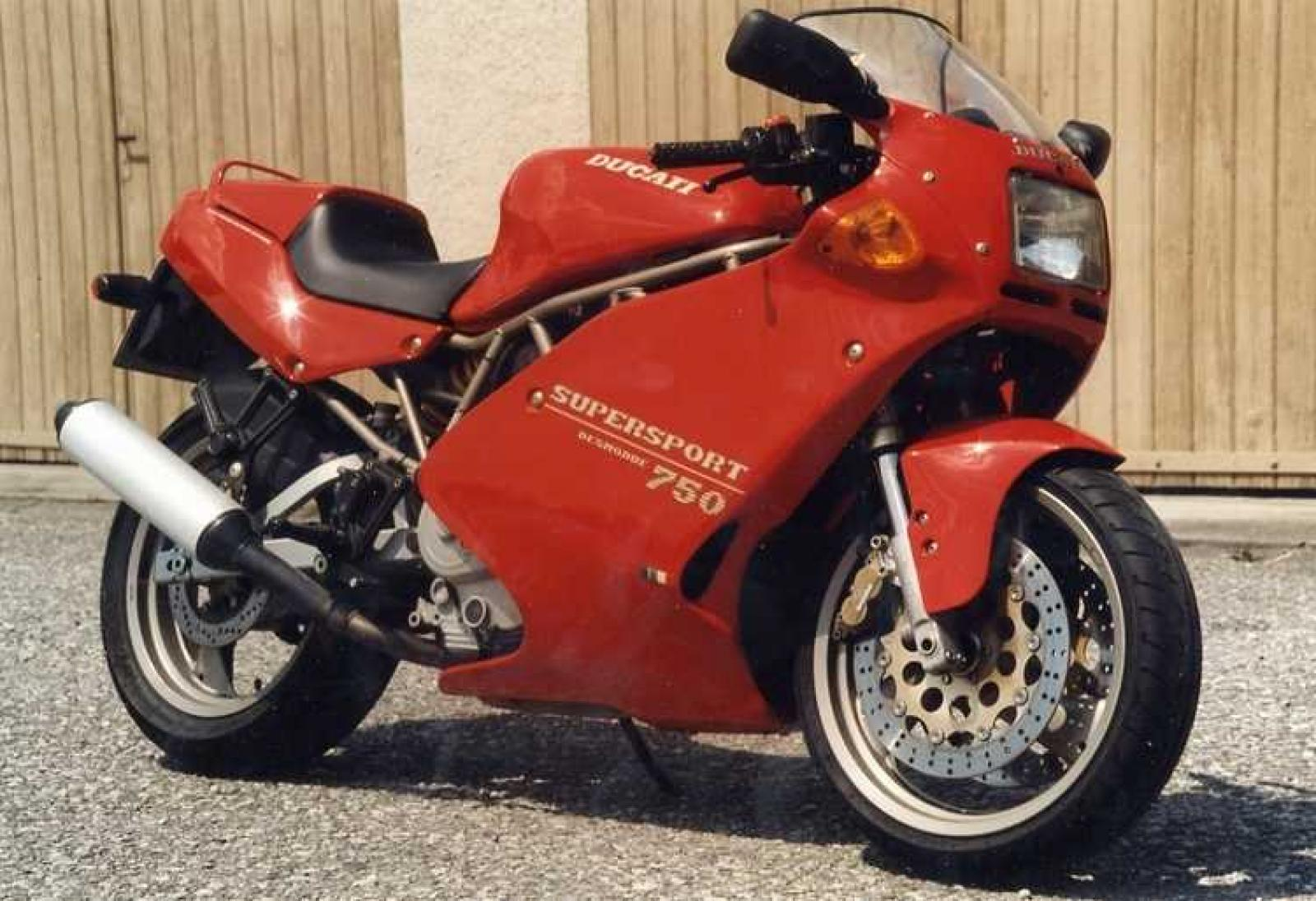 Ducati 750 SS 1998 wallpapers #11083