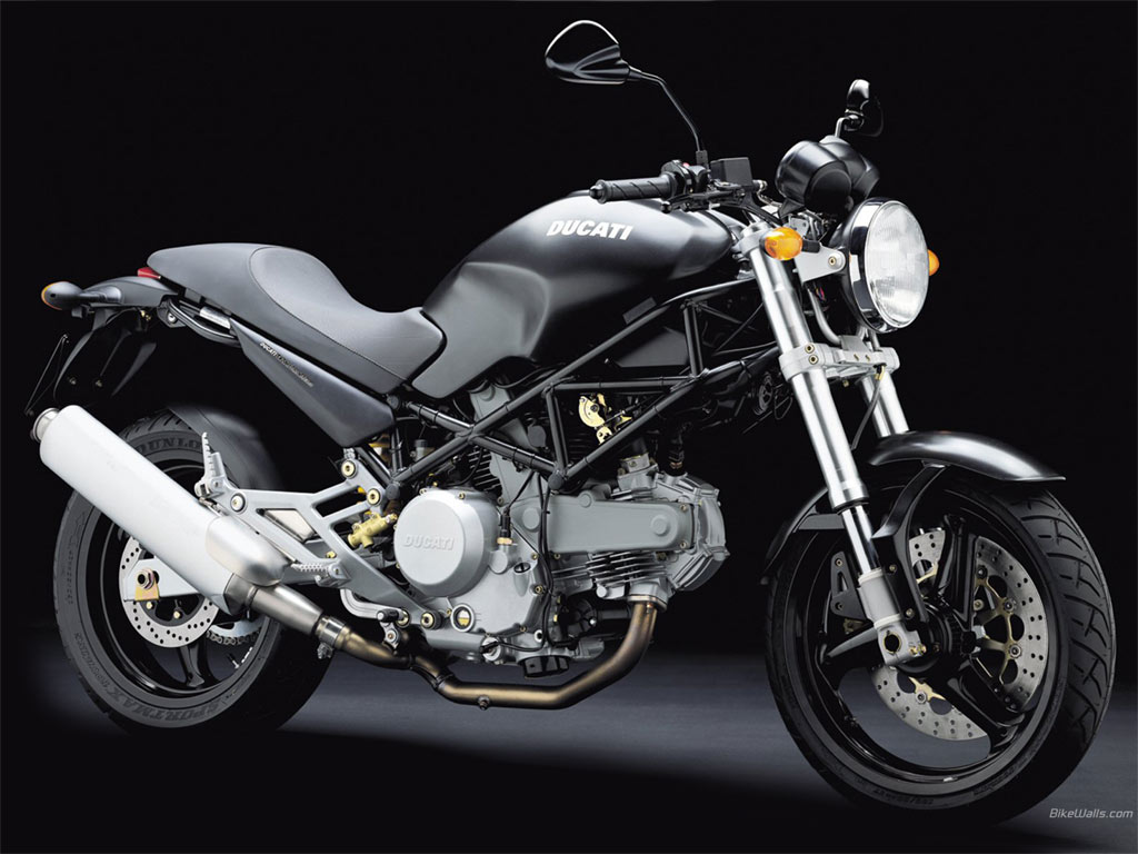 Ducati Monster 620 Dark 2006 wallpapers #12173