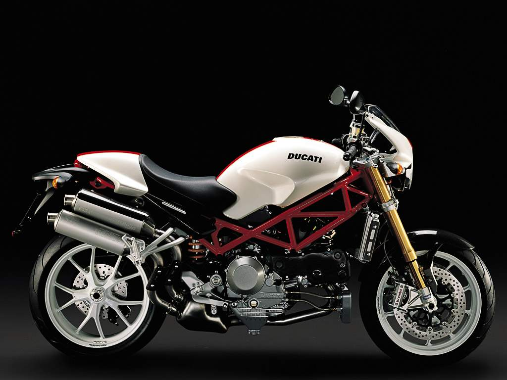 Ducati Monster S4R wallpapers #11376