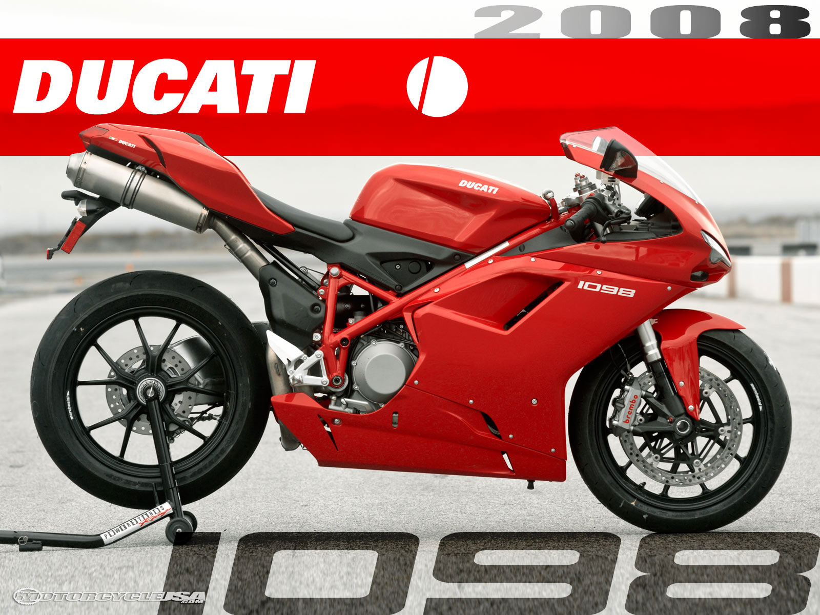 Ducati Superbike 1098 wallpapers #133196