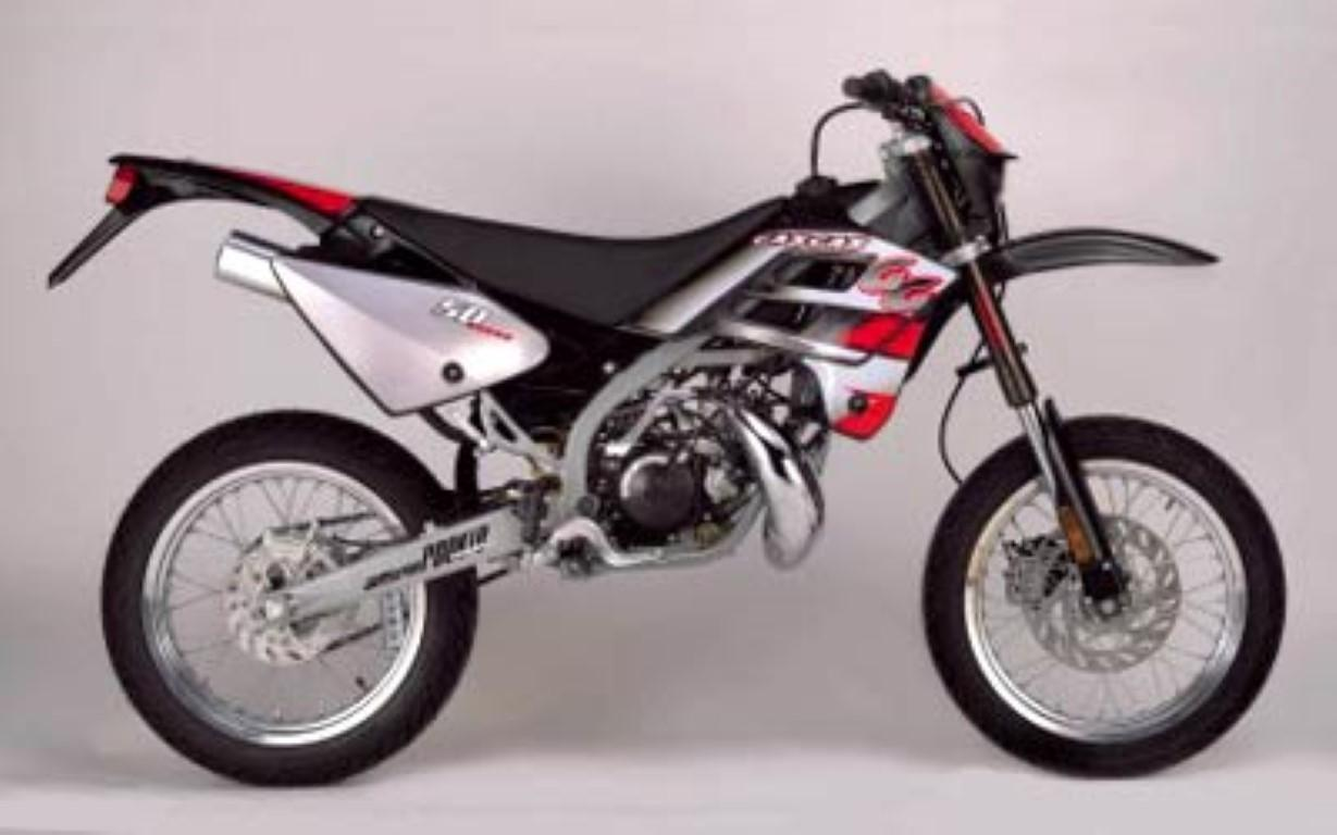 GAS GAS SM 50 Rookie 2002 images #71764